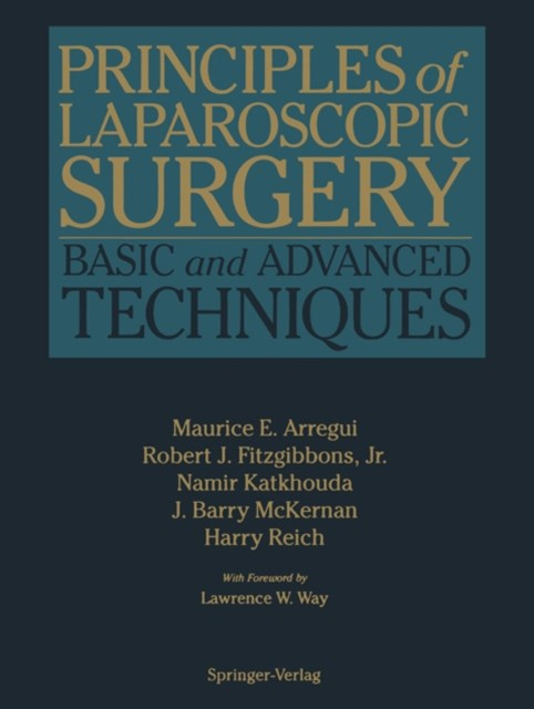 Principles of Laparoscopic Surgery