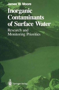(ebook) Inorganic Contaminants of Surface Water - Science & Technology Biology