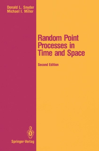 Random Point Processes in Time and Space
