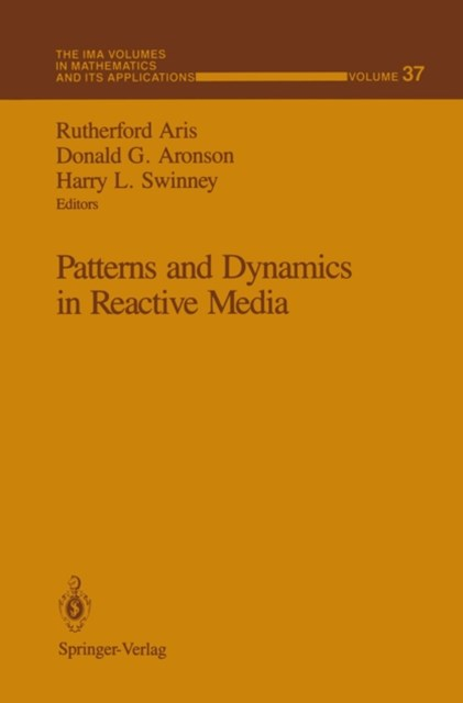 Patterns and Dynamics in Reactive Media