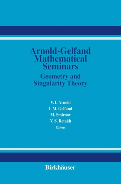 Arnold-Gelfand Mathematical Seminars