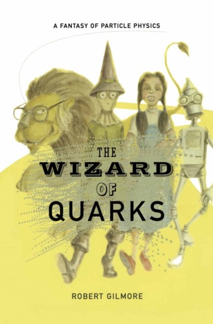 (ebook) Wizard of Quarks