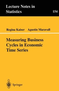 (ebook) Measuring Business Cycles in Economic Time Series - Business & Finance Ecommerce