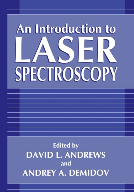 Introduction to Laser Spectroscopy