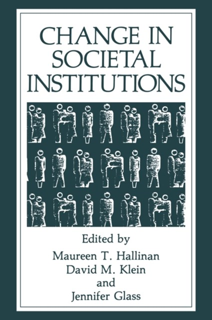 (ebook) Change in Societal Institutions