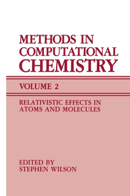 (ebook) Methods in Computational Chemistry