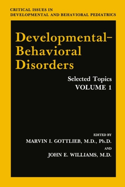 Developmental-Behavioral Disorders