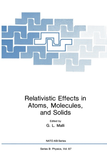 (ebook) Relativistic Effects in Atoms, Molecules, and Solids