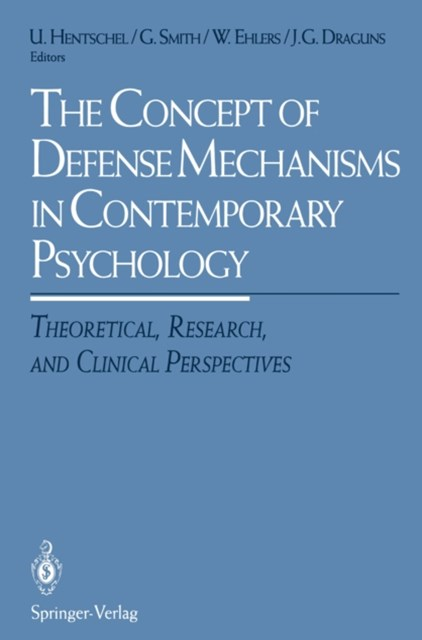 Concept of Defense Mechanisms in Contemporary Psychology