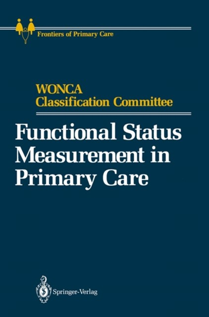 Functional Status Measurement in Primary Care