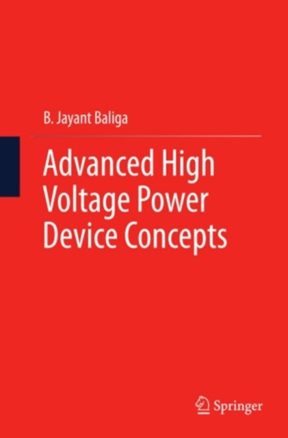 (ebook) Advanced High Voltage Power Device Concepts