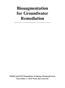 (ebook) Bioaugmentation for Groundwater Remediation - Business & Finance Ecommerce