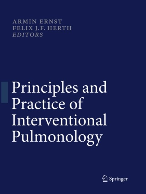 (ebook) Principles and Practice of Interventional Pulmonology