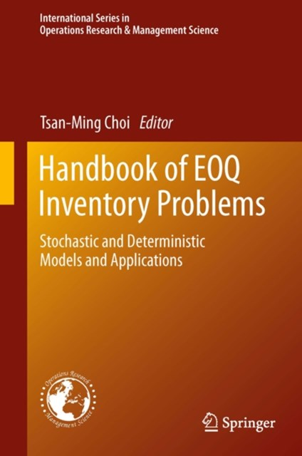 (ebook) Handbook of EOQ Inventory Problems