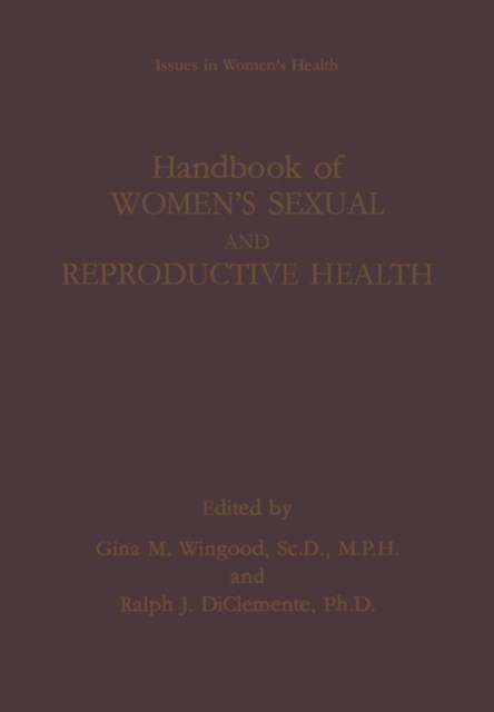Handbook of Women's Sexual and Reproductive Health
