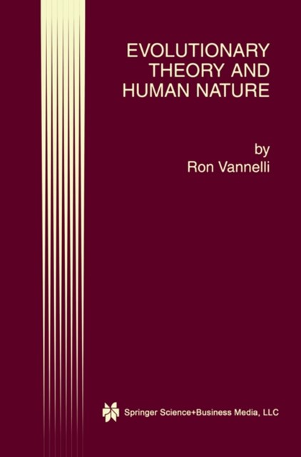 (ebook) Evolutionary Theory and Human Nature