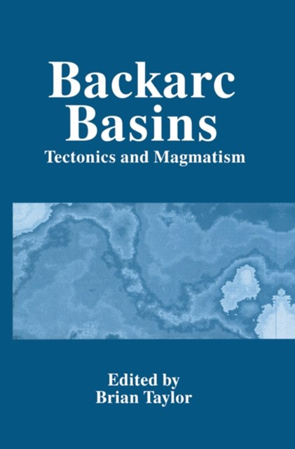 (ebook) Backarc Basins
