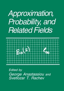 (ebook) Approximation, Probability, and Related Fields - Science & Technology Mathematics