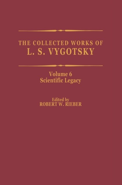 Collected Works of L. S. Vygotsky