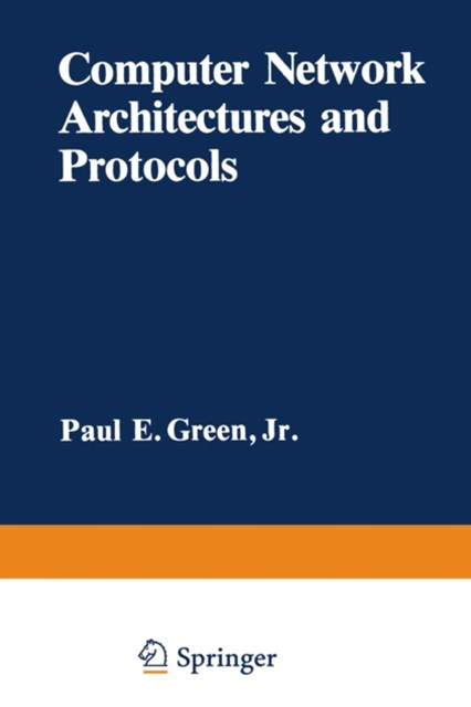 (ebook) Computer Network Architectures and Protocols