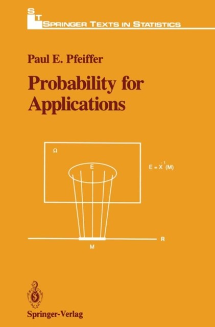 (ebook) Probability for Applications