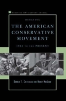 (ebook) Debating the American Conservative Movement