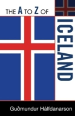 (ebook) A to Z of Iceland