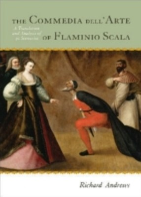 Commedia dell'Arte of Flaminio Scala
