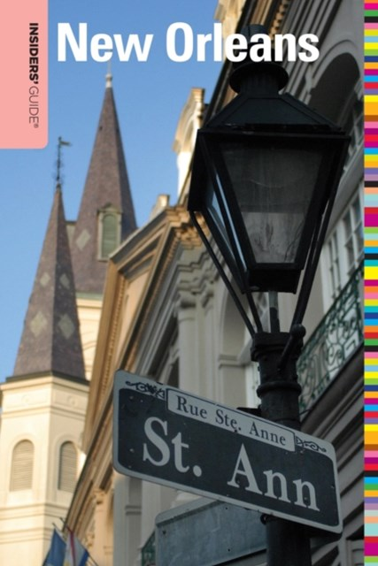 Insiders' Guide(R) to New Orleans
