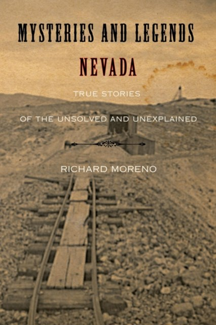 (ebook) Mysteries and Legends of Nevada