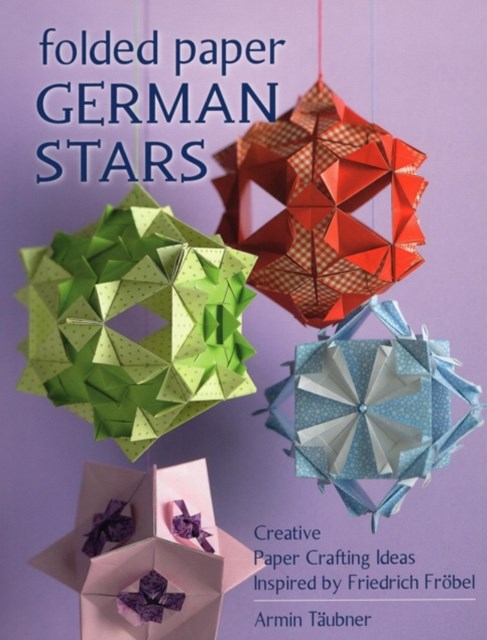 (ebook) Folded Paper German Stars