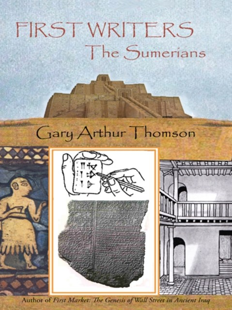 (ebook) First Writers-The Sumerians