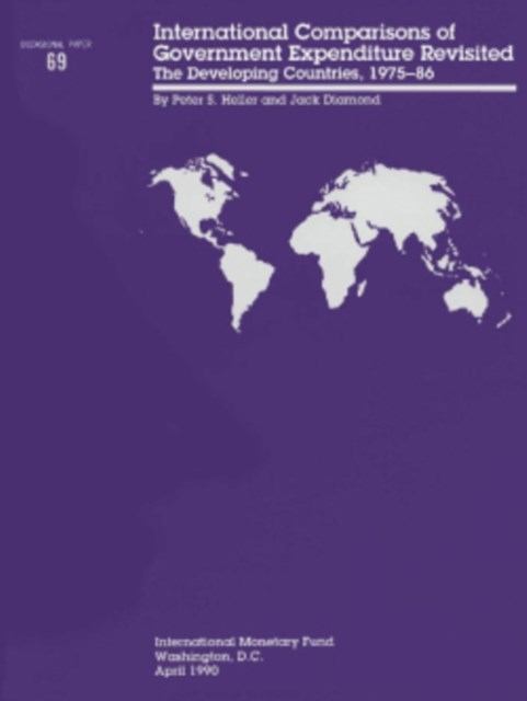 (ebook) International Comparisons of Government Expenditure Revisited: The Developing Countries 1975-1986