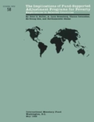 (ebook) Implications of Fund Supported Adjustment Programs for Poverty: Experiences in Selected Countries
