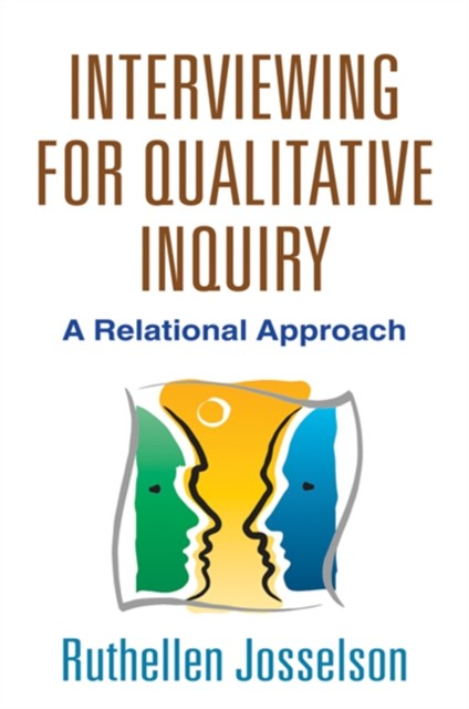 (ebook) Interviewing for Qualitative Inquiry