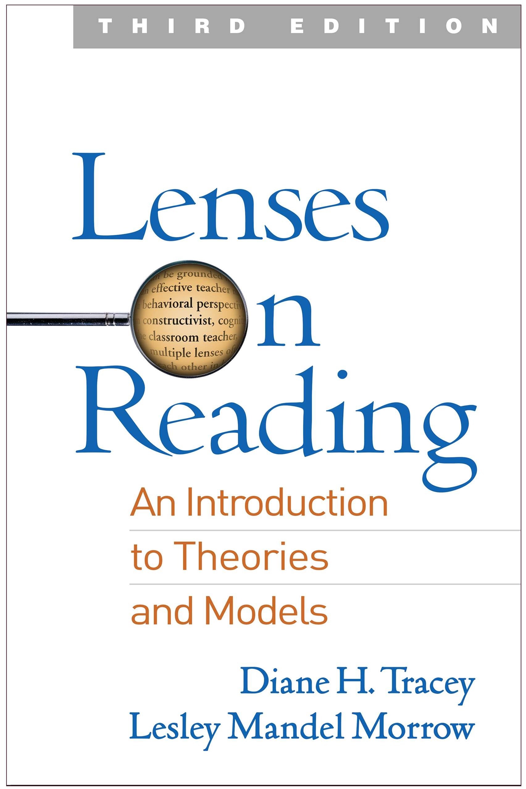 Lenses on Reading: An Introduction to Theories and Models 3ed