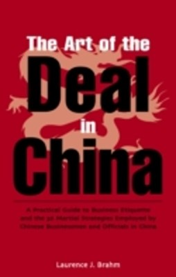 Art of the Deal in China