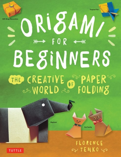 (ebook) Origami for Beginners