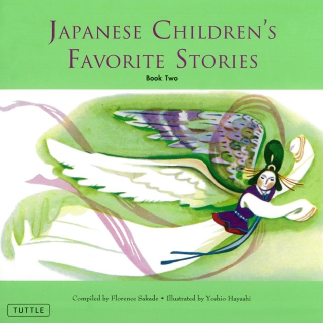 Japanese Children's Favorite Stories Book Two