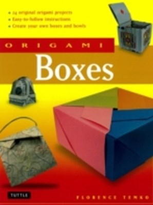 (ebook) Origami Boxes