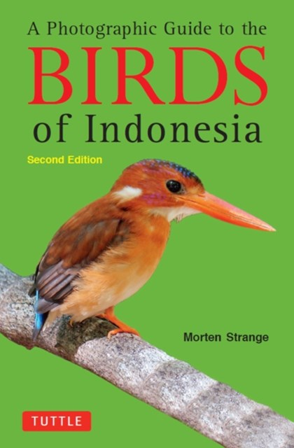(ebook) Photographic Guide to the Birds of Indonesia