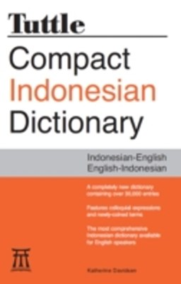 (ebook) Tuttle Compact Indonesian Dictionary