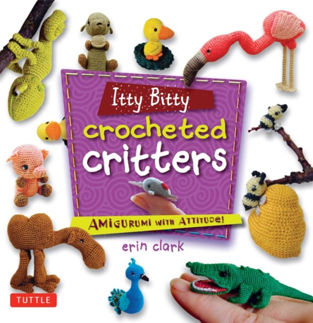 Itty Bitty Crocheted Critters