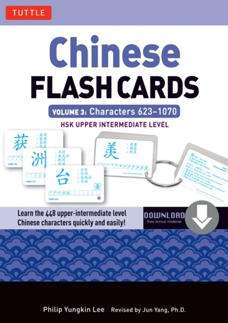 Chinese Flash Cards Volume 3