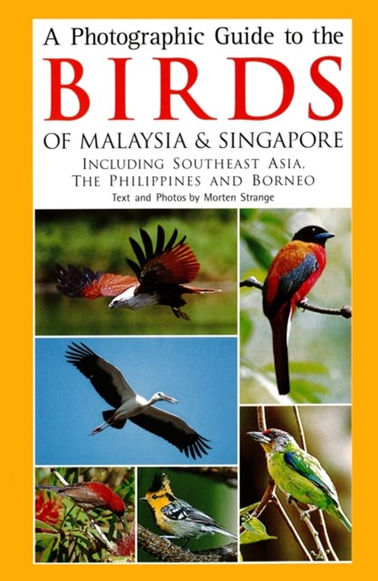 (ebook) Photographic Guide to the Birds of Malaysia & Singapore