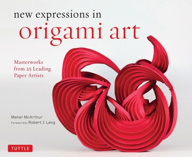 (ebook) New Expressions in Origami Art