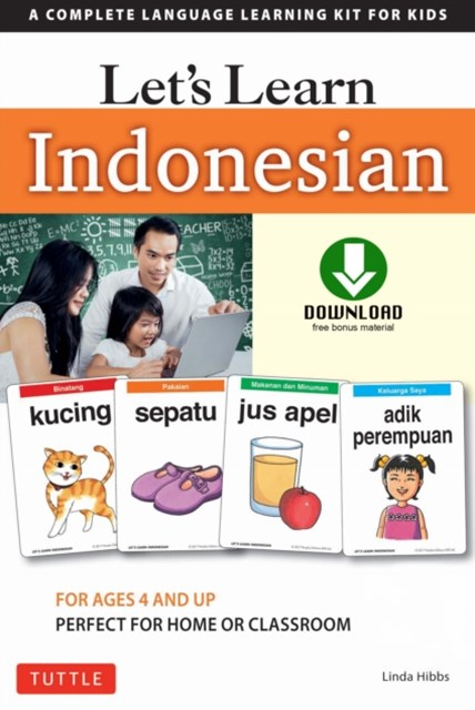 Let's Learn Indonesian Ebook