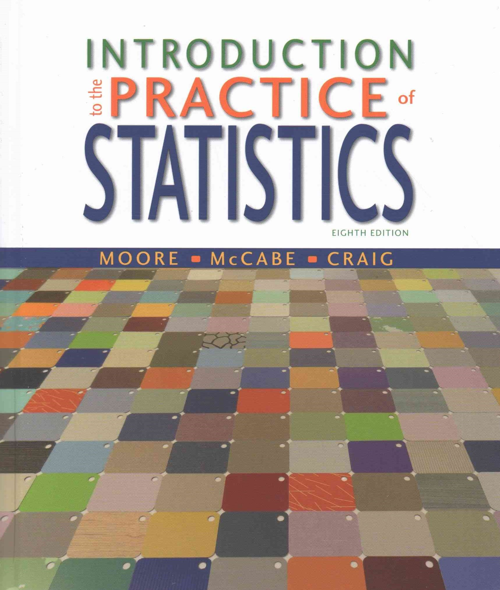 Introduction to the Practice of Statistics + Crunchit/Eesee + Launchpad, 12-month Access