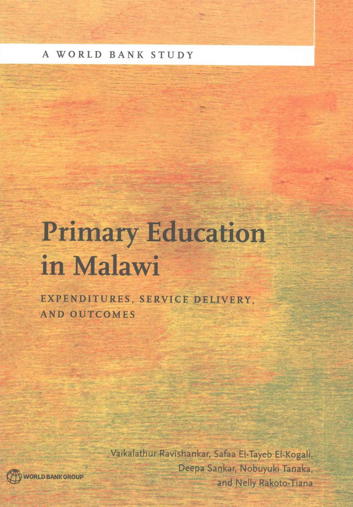 Primary Education in Malawi