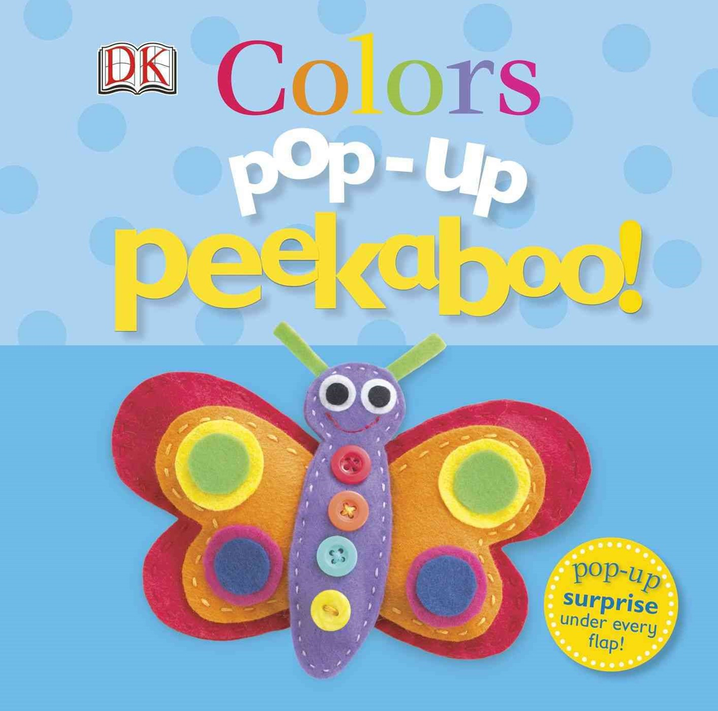 Pop-Up Peekaboo! - Colors